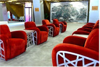 China E0 Board Main Material Custom Hotel Furniture Environmental Painting Finishing factory