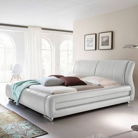 Knitted Pattern Spring Foam Mattress , Eco Leather Bed  For Healthy Sleep